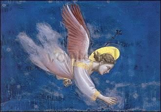 Artikel auf Anfrage, Giotto, Engel